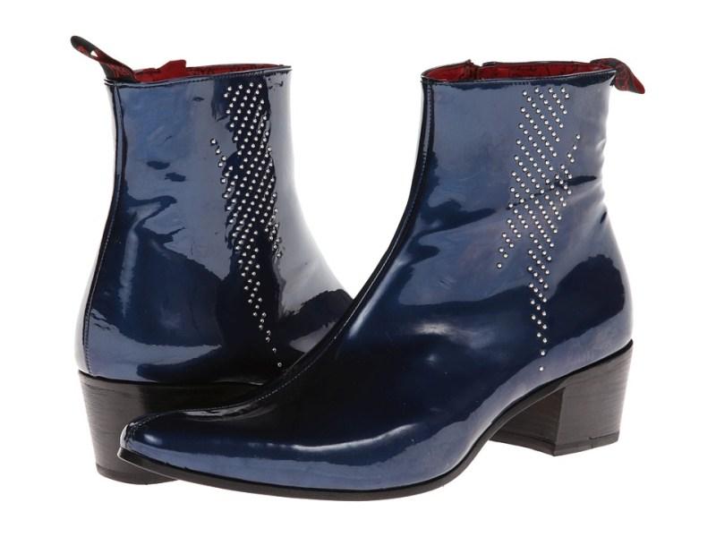 Jeffery-West Lightning Chelsea Men's Dress Zip Boots