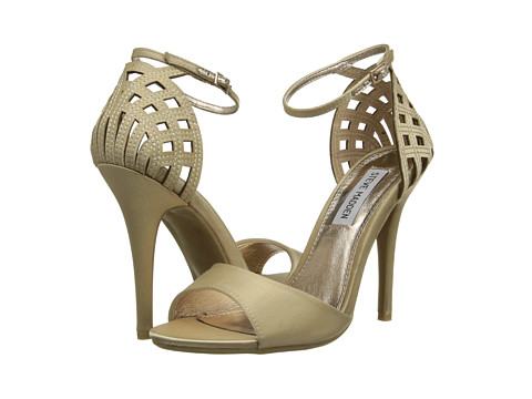 Steve Madden - Kerr (Champagne Satin) High Heels