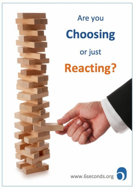 choosing-or-reacting