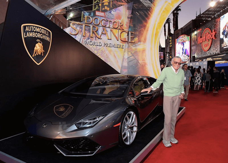Car Pictures Wallpaper Net Speed Marvel S Doctor Strange To Drive A Lamborghini Huracan