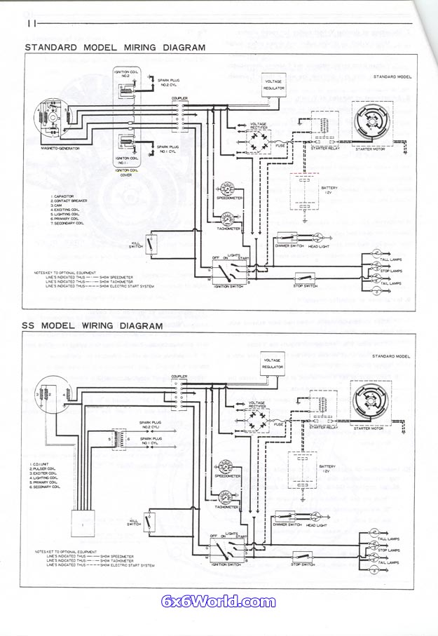 sea ray wiring diagram line