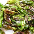 "Charred Shishito Peppers – A Delicious & Super Easy ""Unusual"" Appetizer"