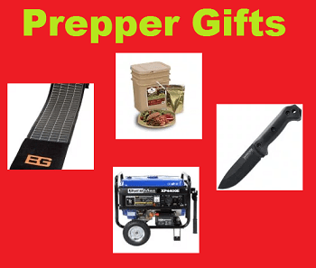 The Top 10 Prepper Gifts for 2015