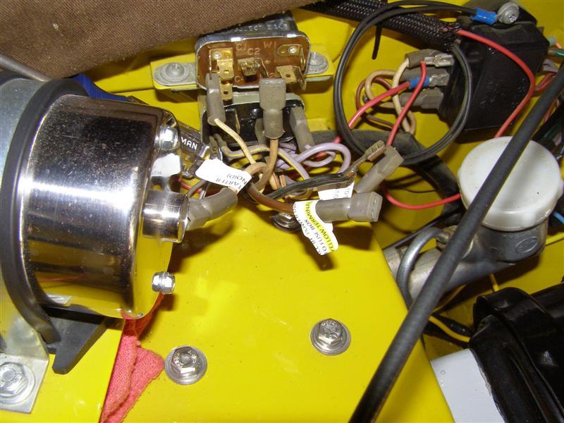 Austin Healey Electrical Wiring Diagram Wiring Diagrams