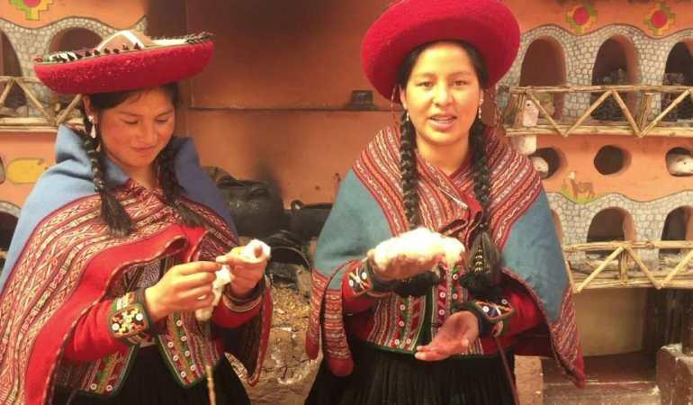 Chinchero Video, Peru.