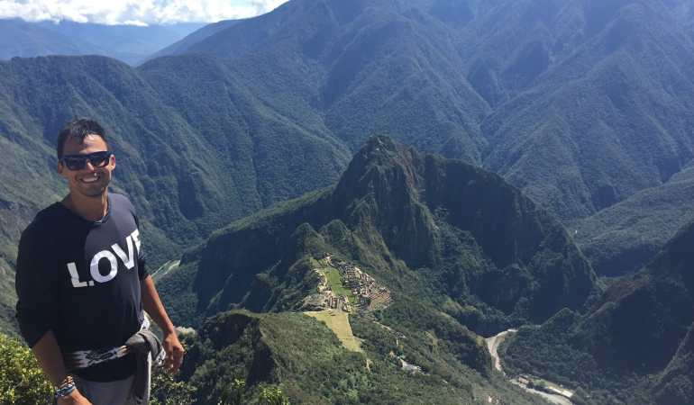 Machu Picchu Mountain Hike
