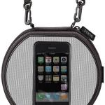 Protective Speaker Pouch for MP3 Players