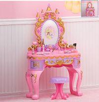 Disney Princess Magical Talking Vanity  7 Gadgets