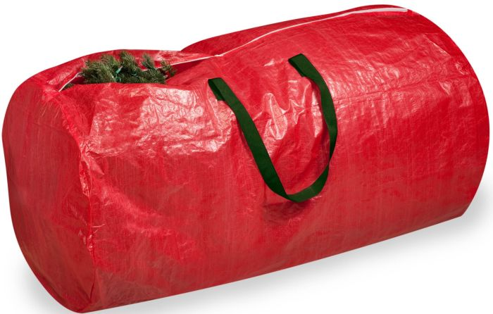 Zippered Artificial Christmas Tree Storage Bag