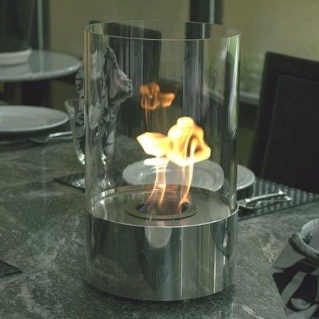 Accenda Freestanding Fireplace