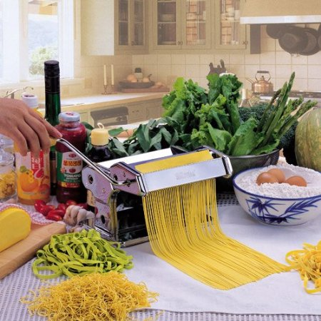 Shule Stainless Steel Fresh Pasta Machine