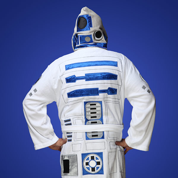 Star Wars R2D2 Bathrobe
