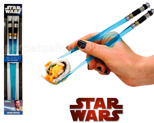 OBI-WAN LIGHTSABER CHOPSTICKS