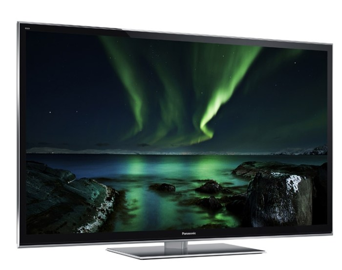 "SMART VIERA® 65"" Class VT50 Series Full HD 3D Plasma HDTV (64.7"" Diag.)"