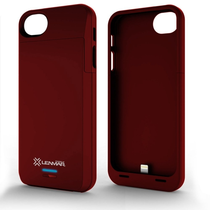 Meridian iPhone 5 Rechargeable Extended Battery Case for iPhone 5