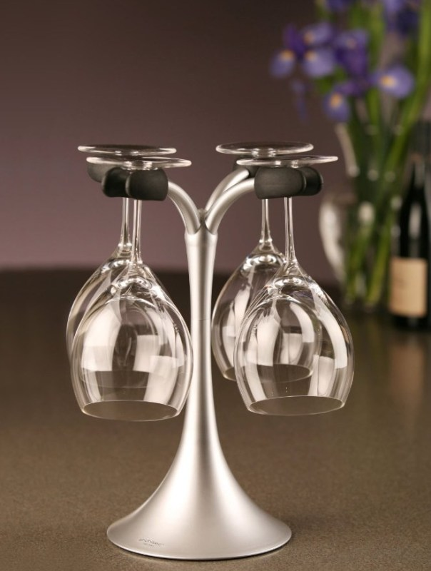Dry Wine Glass Drying System