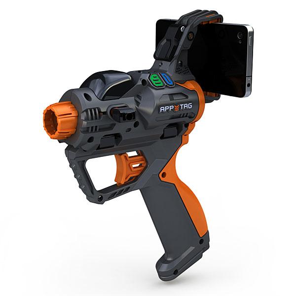 AppTag Smartphone Laser Tag