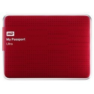 Western Digital My Passport Ultra 1TB Portable External Hard Drive USB 3.0
