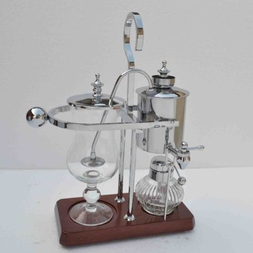 Belgium Luxury Royal Family Balance Syphon Coffee Maker