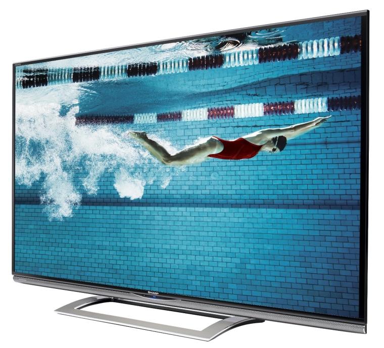 Sharp 4K Ultra HD 120Hz Smart LED TV
