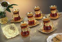 Premium Gold plated Tea Set