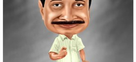 arvind kejariwal cartoon caricature copy