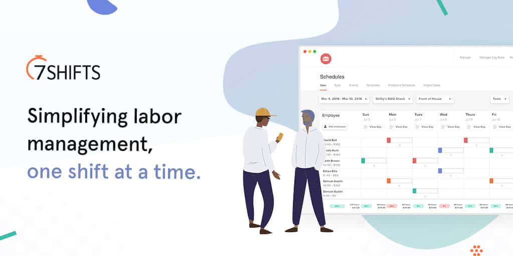 Employee Scheduling Software for Restaurants 7shifts