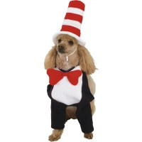 Princess Dog The Cat in the Hat Costume