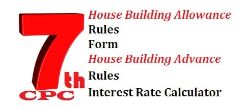 House Building Allowance Advance Rules Form Interest Rate Calculator