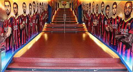 Barcelona-football-club-museum