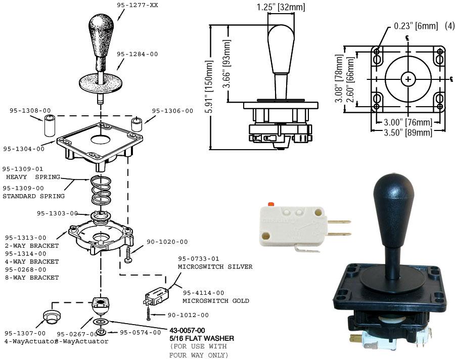x arcade wiring diagram