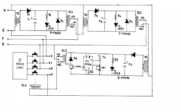 208v 3 phase generator wiring diagram on a mobile