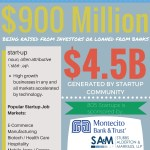 805 Startups Infographic
