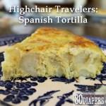 Spanish tortilla poster copy