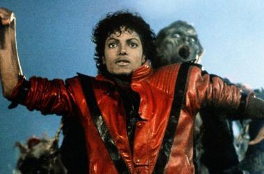Michael Jackson Thriller feature xxx