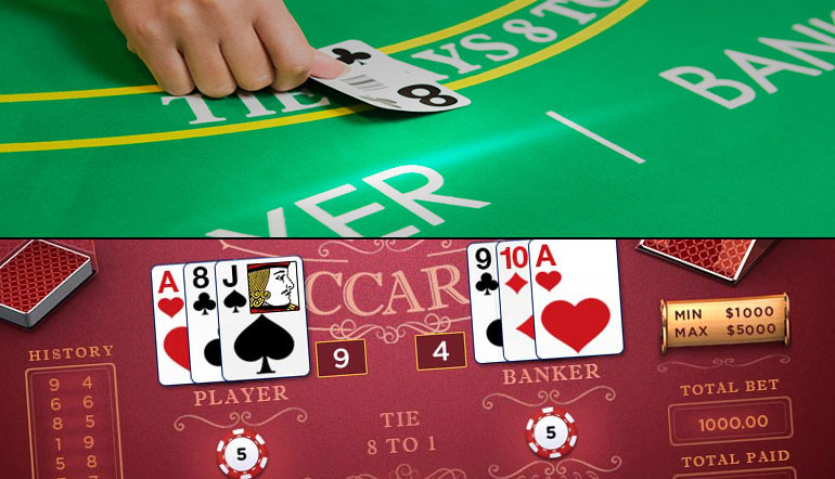 4 Online Baccarat Trends By Baccarat PRO Stephen R Tabone