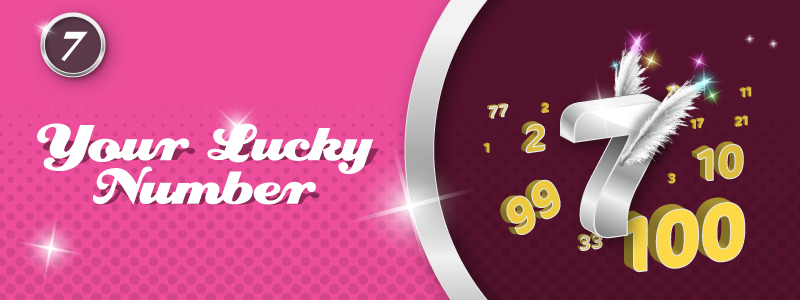 Superstitions Lucky Number