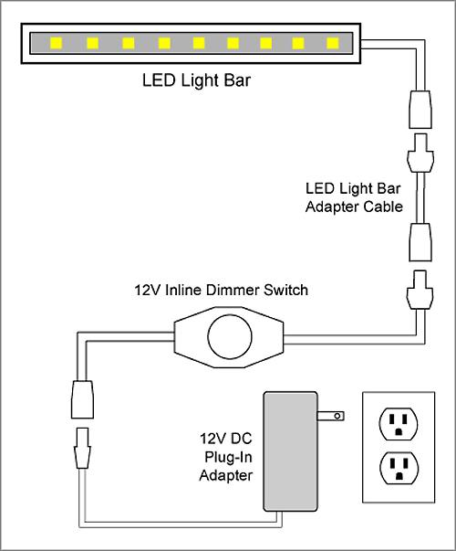 wiring diagram inline switch