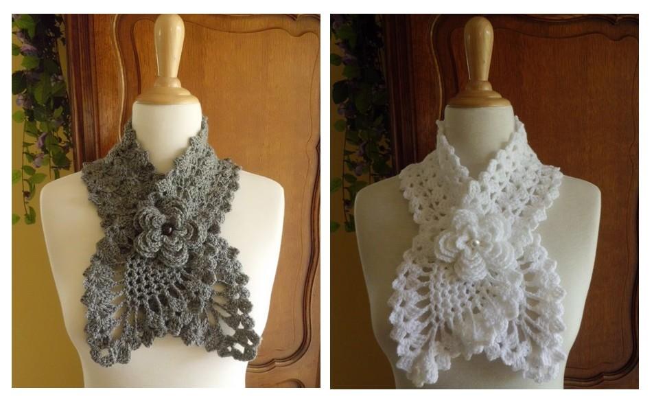 Crochet Scarf Pattern Crochet Patterns And Tutorials