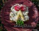 Frischkäse-Rezept mit Spargel, Radieschen, Ei, Petersilie