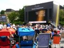 Public viewing in Bayreuth