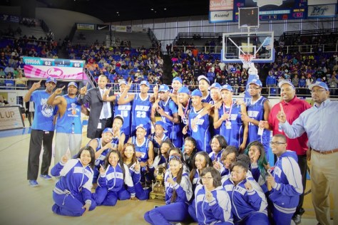 Hamilton High School ( Triple A State Champions)