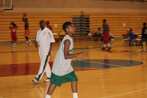 Dillon Mitchell-  White Station ( MUS Summer League 2012)