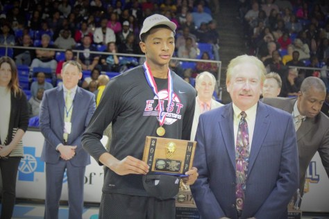 Chandler Lawson- MVP of The State Tournament
