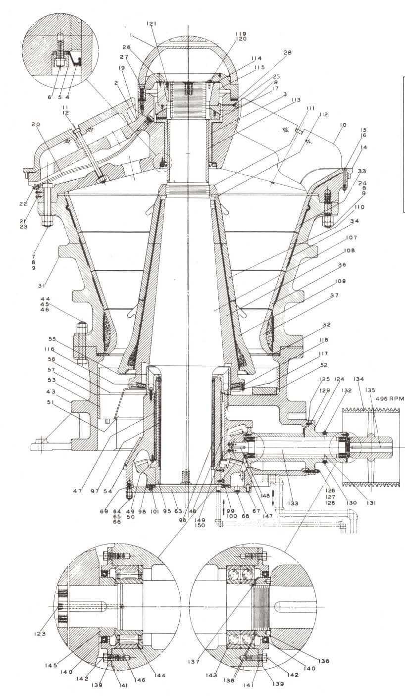 diagram of cross