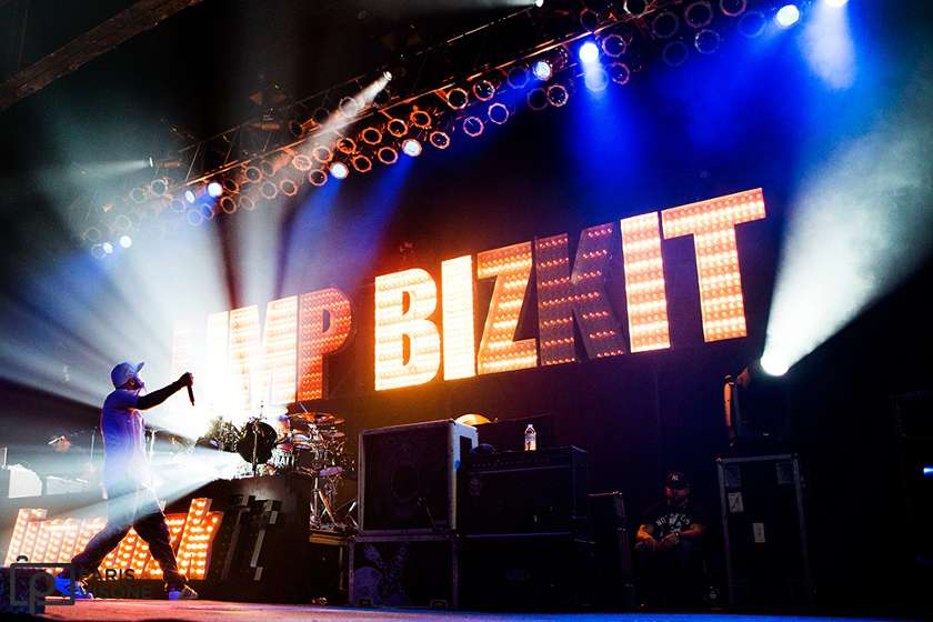 Limp Bizkit Behind Blue Eyes Chords - LTT