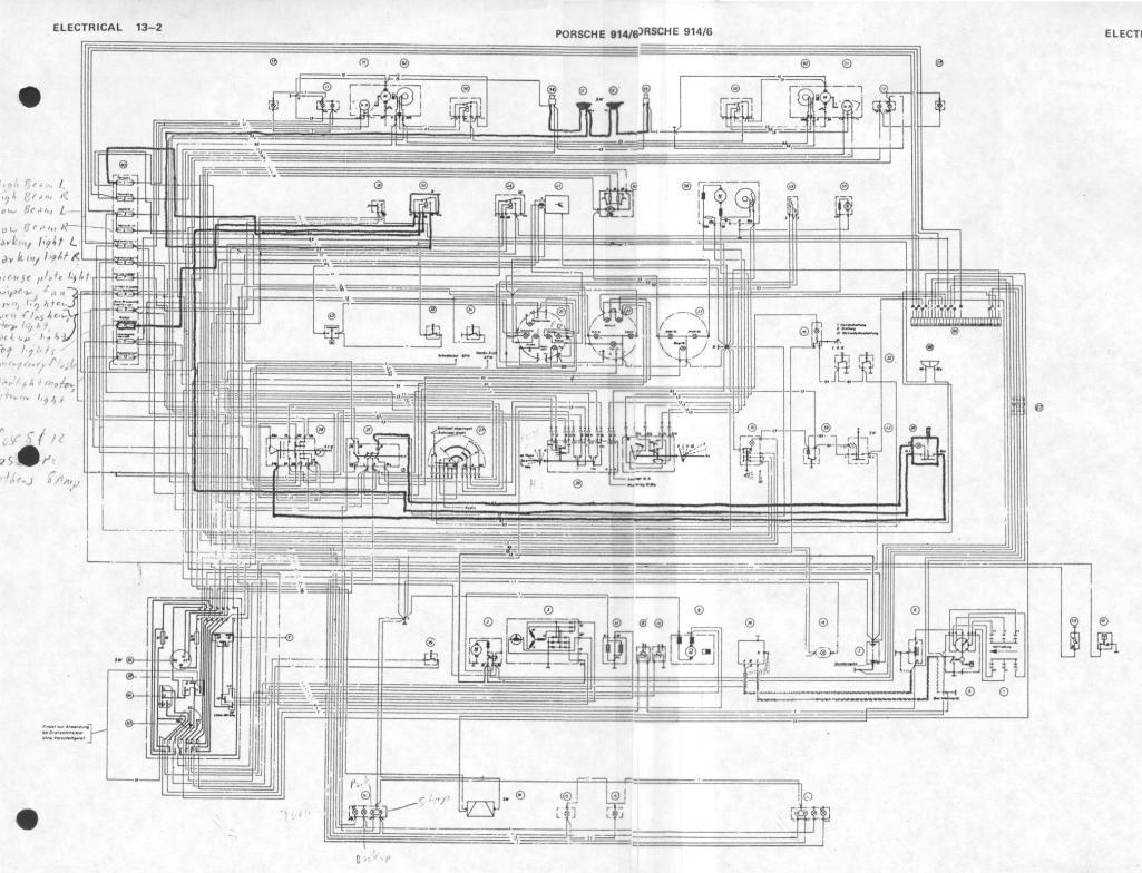 porsche 911 wiring diagram download
