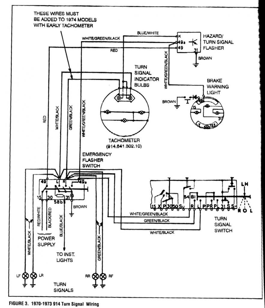 Cub Cadet Mower Deck Diagram Gt154 Wiring Libraries For Rocker Wire Switch Volvo20470609 Library914 Tach Auto Electrical 914world Com