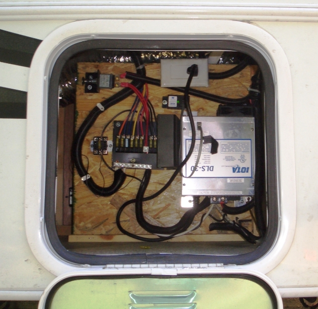 RVNet Open Roads Forum Toy Haulers WW MOD - Converter Compartment