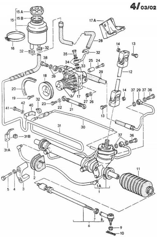 porsche 944 engine parts diagram